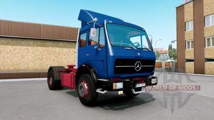 Mercedes-Benz NG 1632 congress blue para Euro Truck Simulator 2