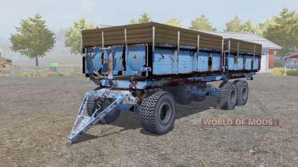 PTS-12 azul suave para Farming Simulator 2013