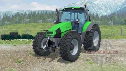 Deutz-Fahr Agrotron 120 MK3 manual ignition para Farming Simulator 2013