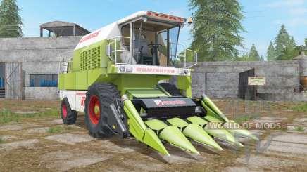Claas Dominator 88S android green para Farming Simulator 2017