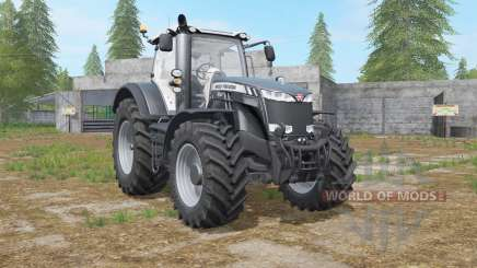 Massey Ferguson 8700 Black Beauty Edition para Farming Simulator 2017