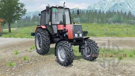 MTZ-892 Belarús en tamaño completo para Farming Simulator 2013