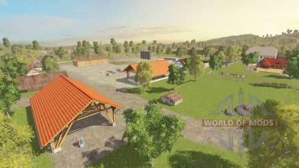 Alt Hagenstedt para Farming Simulator 2015