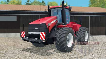 Case IH Steiger 450 crayola red para Farming Simulator 2015