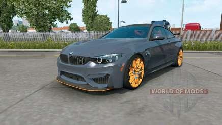 BMW M4 GTS (F82) 2016 para Euro Truck Simulator 2