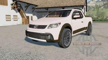 Volkswagen Saveiro Cross para Farming Simulator 2017