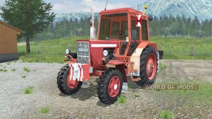 MTZ-82 Belarús con elementos animados para Farming Simulator 2013