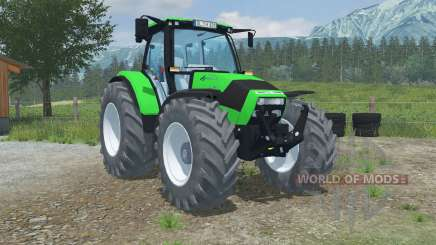 Deutz-Fahr Agrotron K 120 Turbo para Farming Simulator 2013