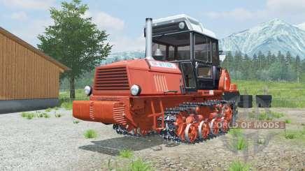 W-150 puertas abiertas para Farming Simulator 2013