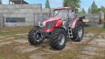 Zetor Crystal 160 choice color rims para Farming Simulator 2017