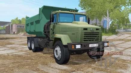 KrAZ-6510 repintado para Farming Simulator 2017