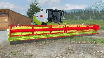 Claas Lexion 600 TerraTraɕ para Farming Simulator 2013