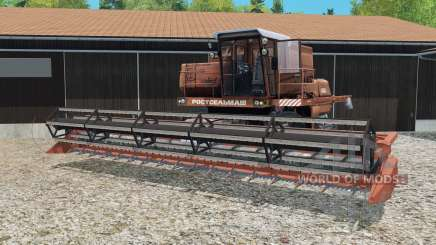 No-1500A animación órganos de trabajo para Farming Simulator 2015