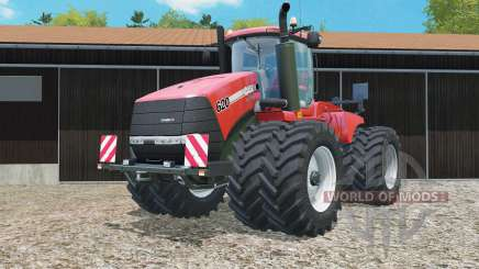 Case IH Steiger 620 pomegranate para Farming Simulator 2015