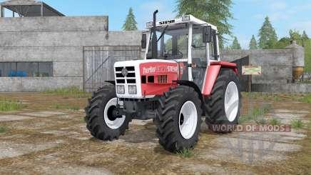 Steyr 8090A Turbo with configuration para Farming Simulator 2017