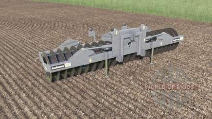 Holaras Stego 485-Pro meadow roller multicolor para Farming Simulator 2017