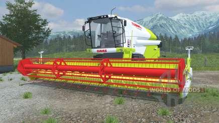 Claas Tucano 440 & Variꝍ 540 para Farming Simulator 2013