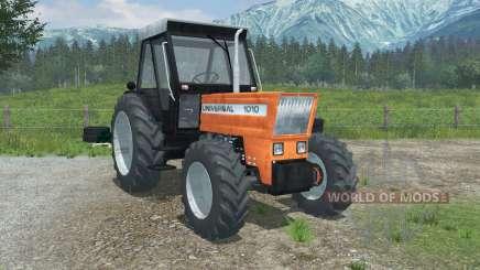 Universal 1010 DT real inside camera para Farming Simulator 2013