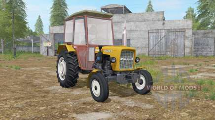 Ursus C-330 goldenrod para Farming Simulator 2017