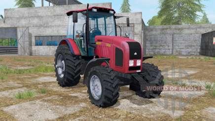 MTZ-2022.3 consola cargador frontal para Farming Simulator 2017
