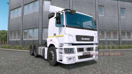 KamAZ-65206 (T26.42) para Euro Truck Simulator 2