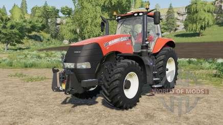 Case IH Magnum 300 CVX speed increased para Farming Simulator 2017