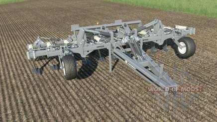 Agrisem Cultiplow Platinum 8m plow colour choice para Farming Simulator 2017
