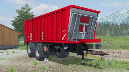 Demmler TSM 200-7 L Silier-Profi  para Farming Simulator 2013