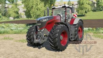 Fendt 1000 Vario few metallic colors para Farming Simulator 2017