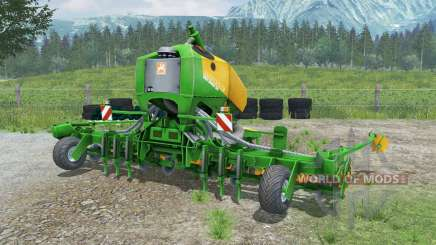 Amazone EDX 6000-2C fertilizer tank para Farming Simulator 2013