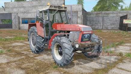 Zetor 16145 Turbo realné sonidos para Farming Simulator 2017