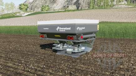 Kverneland Exacta EL 700 multicolor para Farming Simulator 2017