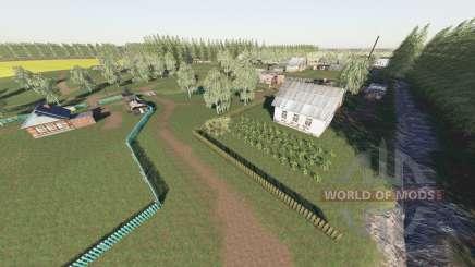 Baldachino v3.0 para Farming Simulator 2017