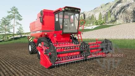 Case International 1660 Axial-Flow with cutter para Farming Simulator 2017
