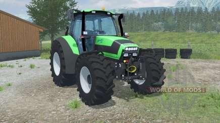 Deutz-Fahr Agrotron 130 para Farming Simulator 2013