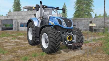 New Holland T7-series french blue para Farming Simulator 2017