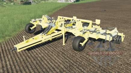 Agrisem Cultiplow Platinum plow para Farming Simulator 2017