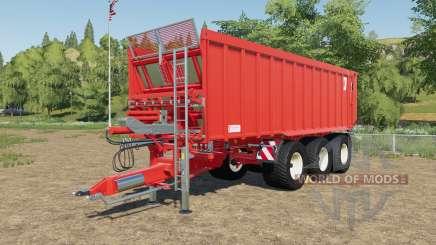 Kroger Agroliner TAW 30 de la capacidad choicᶒ para Farming Simulator 2017
