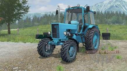 MTZ-82 Belarús animados de partes del motor para Farming Simulator 2013