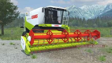 Claas Lexion 550 full lights para Farming Simulator 2013
