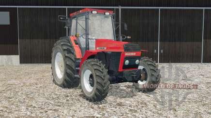 Ursus 934 deep carmine pink para Farming Simulator 2015