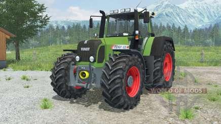 Fendt 820 Vario TMS various animations para Farming Simulator 2013