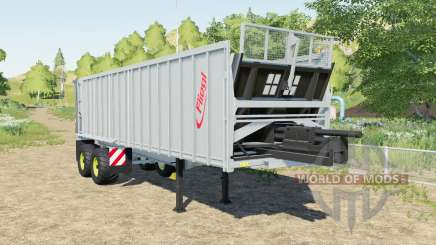 Fliegl ASS 298 Gigant added selectable capacity para Farming Simulator 2017