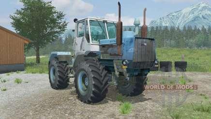 T-150K dinámica del sistema de escape para Farming Simulator 2013