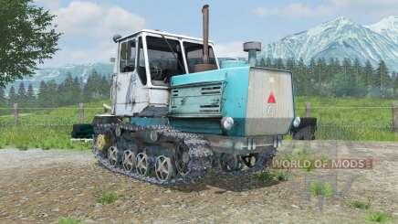 T-150 piezas animadas para Farming Simulator 2013