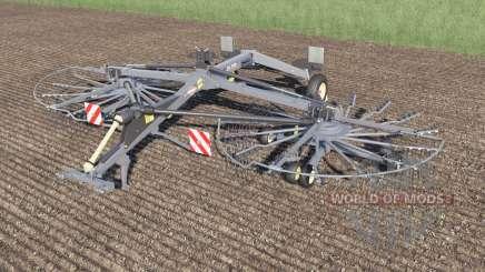 Kuhn GA 9531 multicolor para Farming Simulator 2017