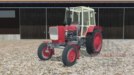 UMZ-6КЛ en rojo para Farming Simulator 2015