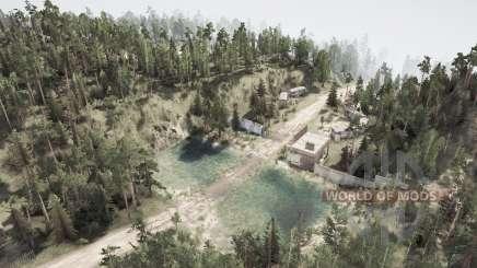 Village Широкоᶒ para MudRunner