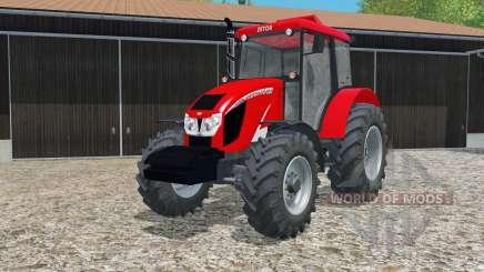 Zetor Forterra 140 HSX 2012 para Farming Simulator 2015
