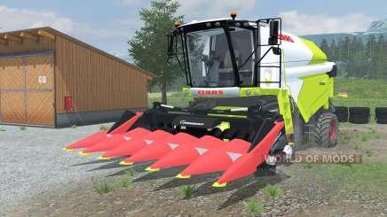 Claas Tucano 330 para Farming Simulator 2013
